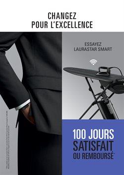 100 Jours satisfait ou remboursé