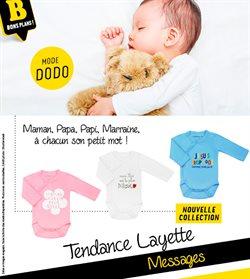 Tendances Layette