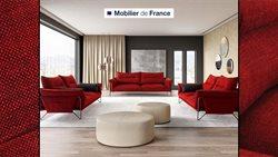 Nos produits Mobilier de France