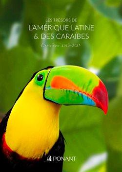 Les trésors de l'Amerique latine & des Caraïbes