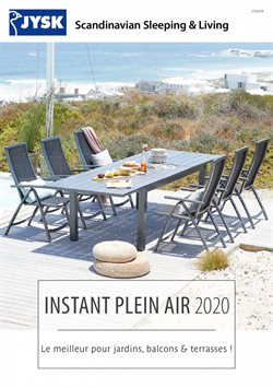Instant Plein air 2020