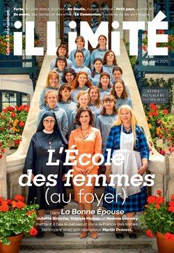 Magazine Illimite de Mars 2020