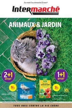 ANIMAUX & JARDIN
