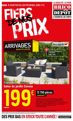 Brico Depot Catalogue Reduction Et Code Promo Decembre 2020