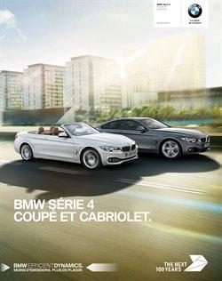 BMW Série 4 Coupé et Cabriolet