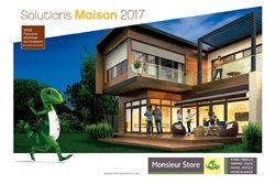 Solutions Maison 2017
