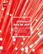 Offres Box de SFR