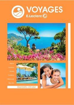 E Leclerc Voyages Catalogue Code Promo Et Réduction