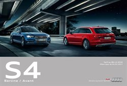 Nouveau Modele Audi S4