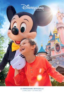 Catalogue Disneyland Paris