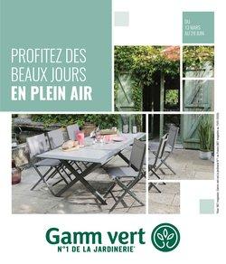 Nouveau catalogue Plein air