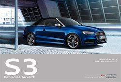 Nouveau Modele Audi S3