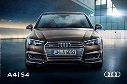 Nouvelles Audi A4/S4