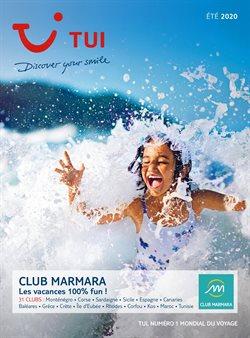 Club Marmara Été 2020
