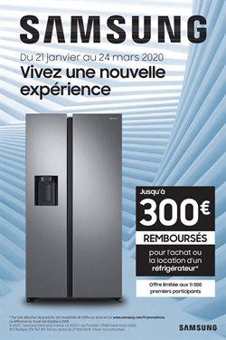 SAMSUNG VOUS REMBOURSE JUSQU'À 300€