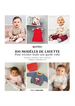 100 Modèles de Layette