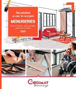 Catalogue Menuiseries 2020