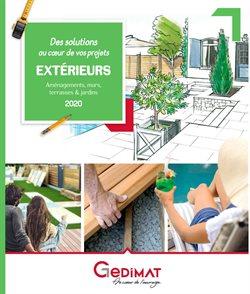 Catalogue Extérieurs 2020
