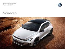 Volkswagen Scirocco 2017