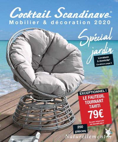 Catalogue Cocktail Scandinave Spécial Jardin 2020