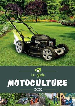 Catalogue Magasin Vert : Le Guide Motoculture 2020