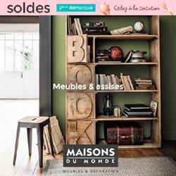 Soldes Meubles & Assises