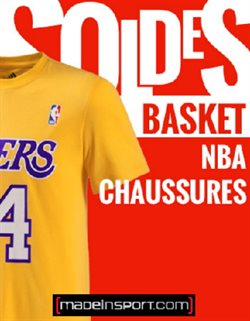 Soldes Basket