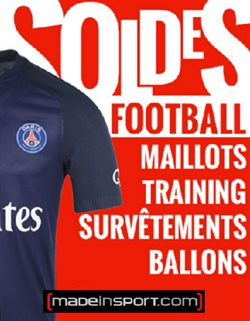 Soldes Football