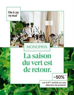 Tous au vert par Monoprix