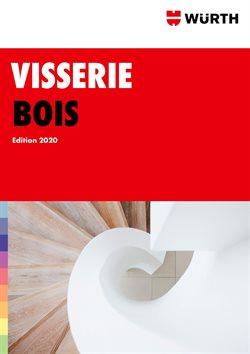 Catalogue Visserie Bois 2020