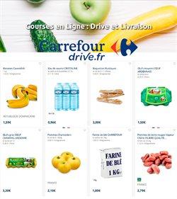 Offres Carrefour Drive