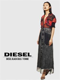 Diesel Black Gold Femme