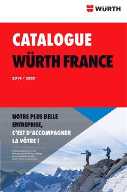 Catalogue Würth 2019/2020