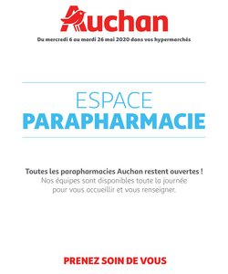 Espace Parapharmacie