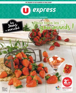 Catalogue U Express