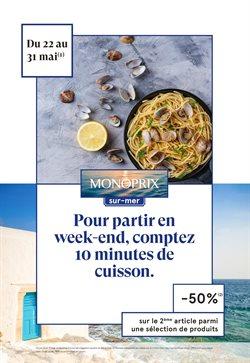 Monoprix sur mer