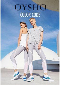 Oysho Color Code