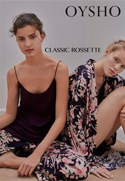 Oysho Classic Rosette