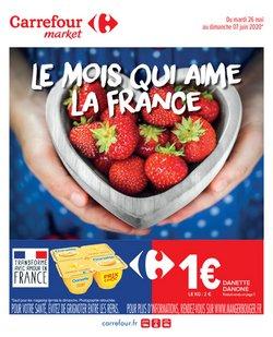 Le mois qui aime la France