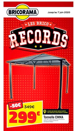 Les Brico Records