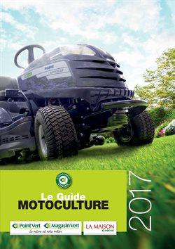 Le Guide Motoculture 2017