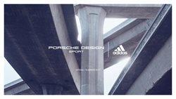 Adidas Porsche Design Sport Printemps/Été