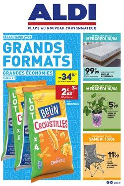 Grands Formats Grandes Économies
