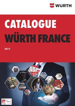 Catalogue Würth France