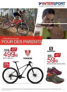 Catalogue Intersport Pour des parents au top