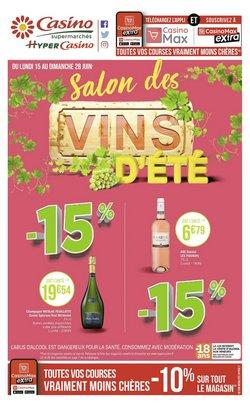 Salon des vins d'été