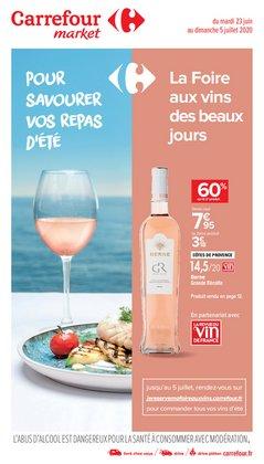 La Foire aux vins des beaux jours