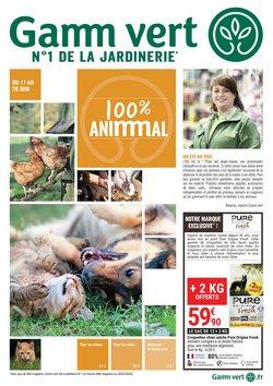 100% animal
