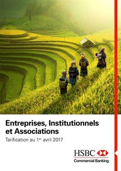 Entreprises, Institutionnels et Associations