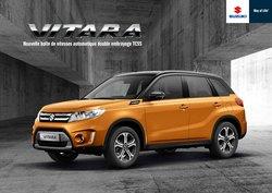 Nouvelle Suzuki Vitara